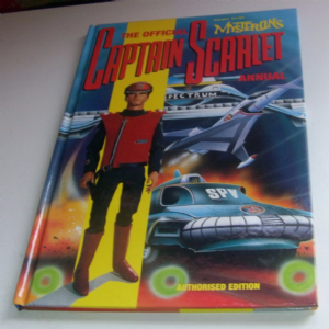 Captain Scarlet and the Mysterons 1993 Annual